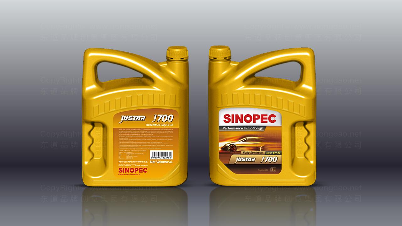 能源材料产品包装长城SINOPEC体系包装设计