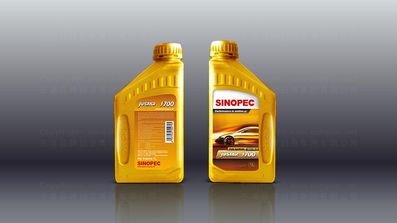 产品包装长城SINOPEC体系包装设计应用
