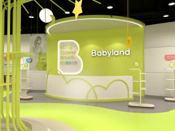 商业空间&导示旗舰店SI设计孩思乐商业空间&导示方案