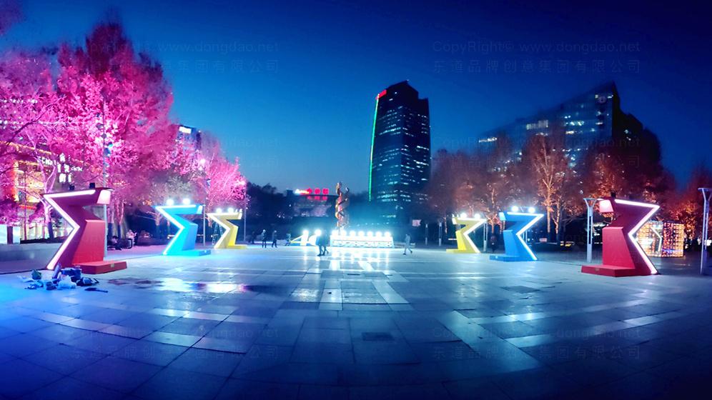 广场创意装饰设计
