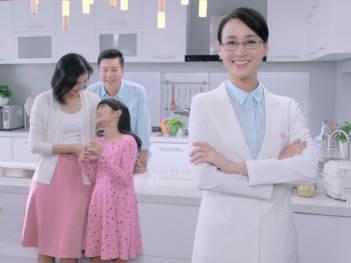 东道影视案例碧水源净水机产品广告制作