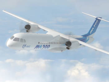 飞机产品广告片设计