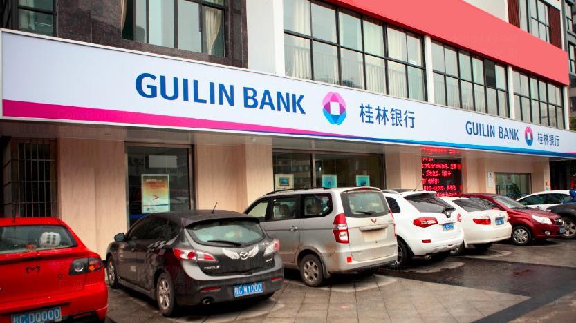 桂林银行装饰工程标识制作应用场景_4
