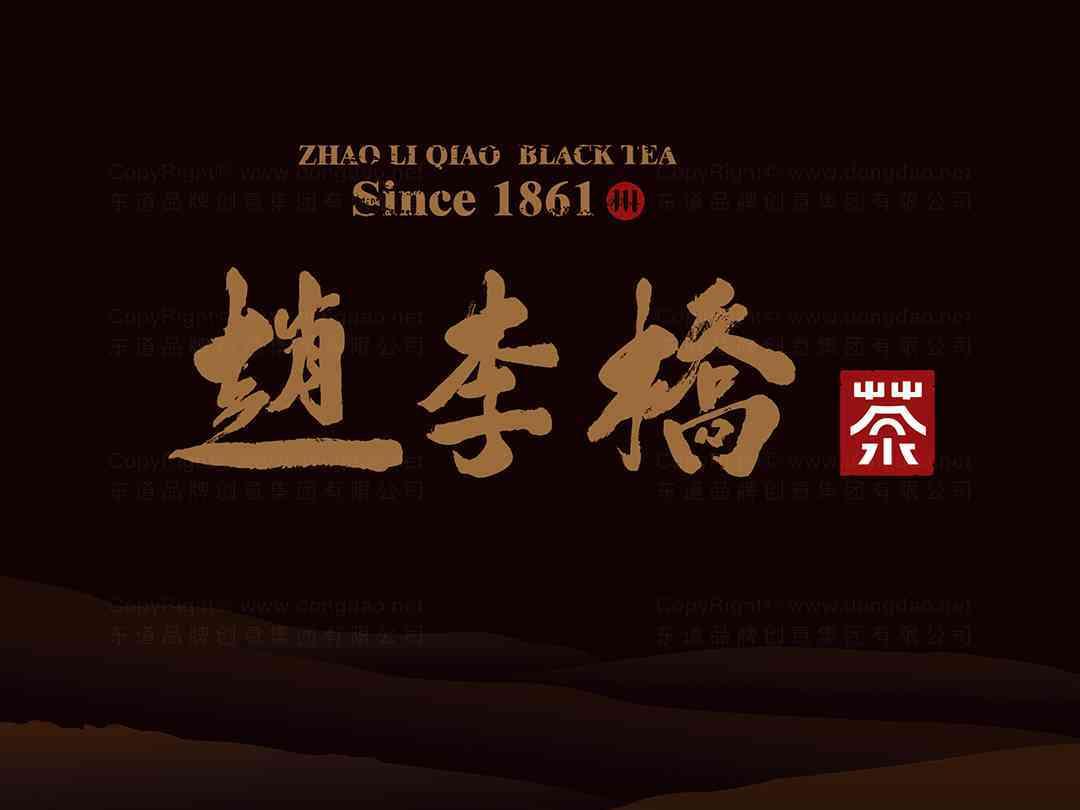 品牌设计logo设计、vi设计赵李桥品牌设计方案