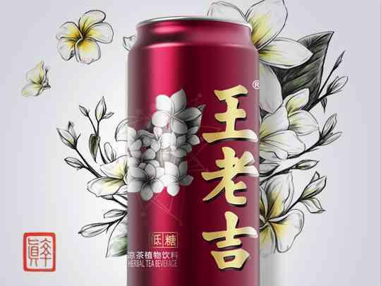 产品包装减糖凉茶王老吉产品包装方案