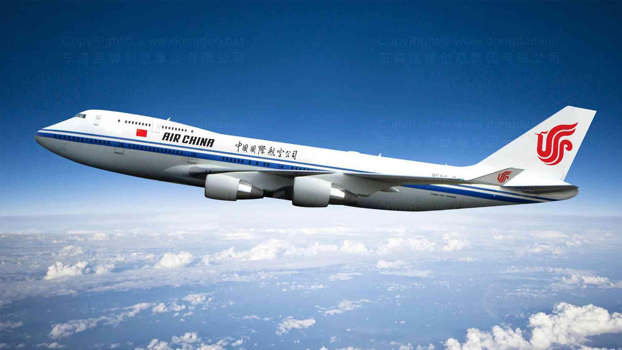 航空公司vi设计