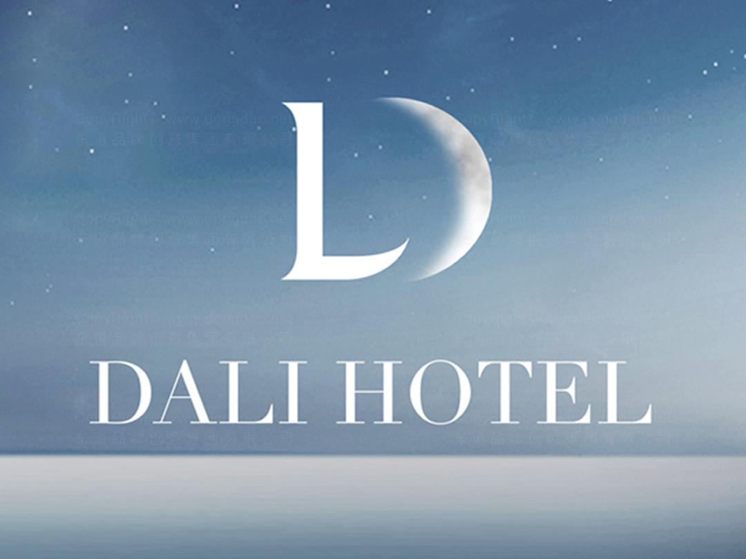 品牌设计LOGO&VI设计大理国际酒店品牌设计方案