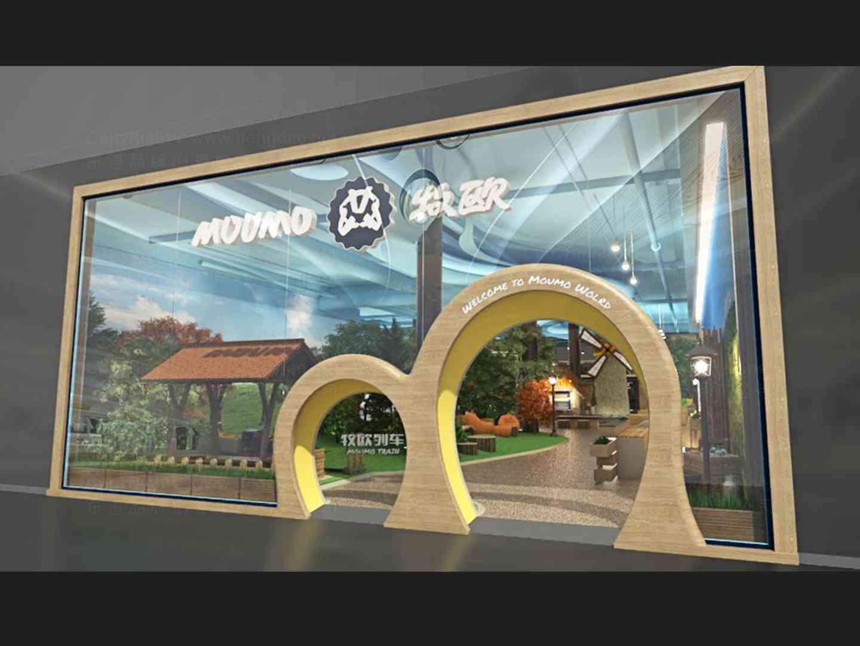 商业空间&导示SI设计牧欧商业空间&导示方案