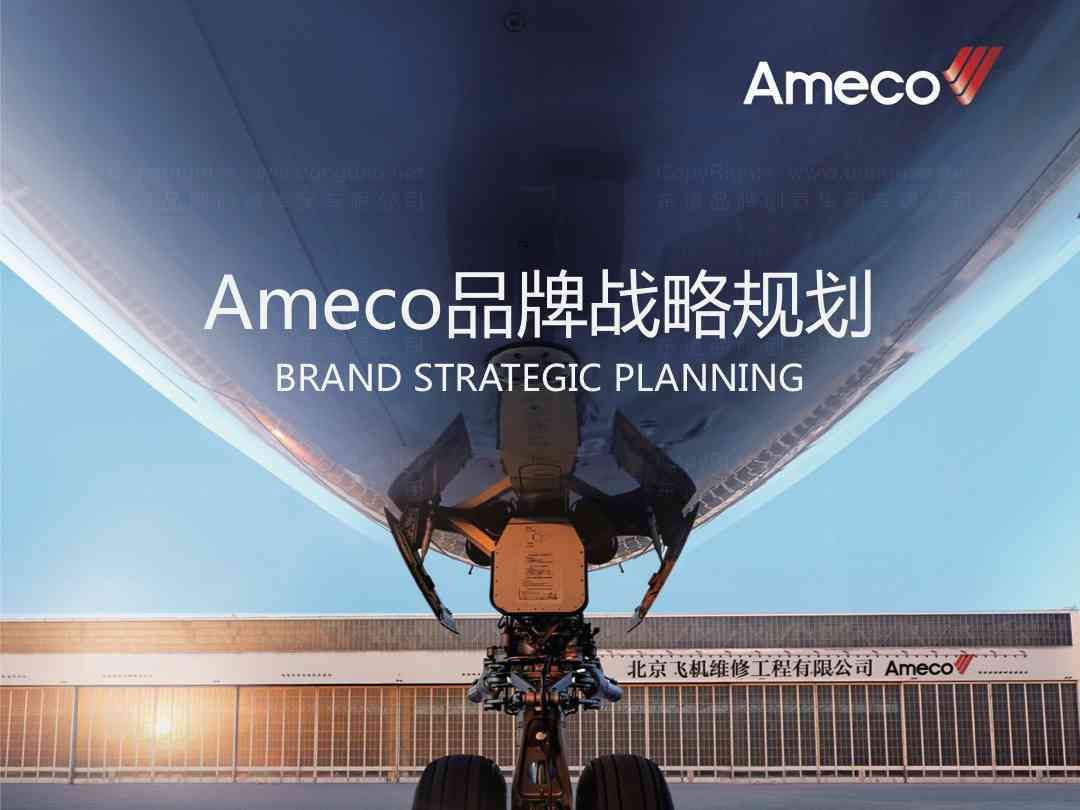 航空公司品牌战略规划设计