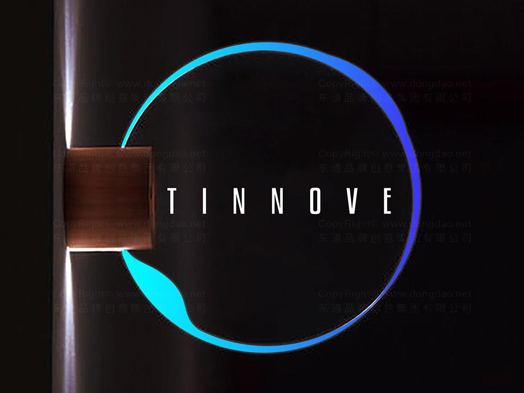 品牌设计LOGO&VI设计TINNOVE汽车智能系统品牌设计方案