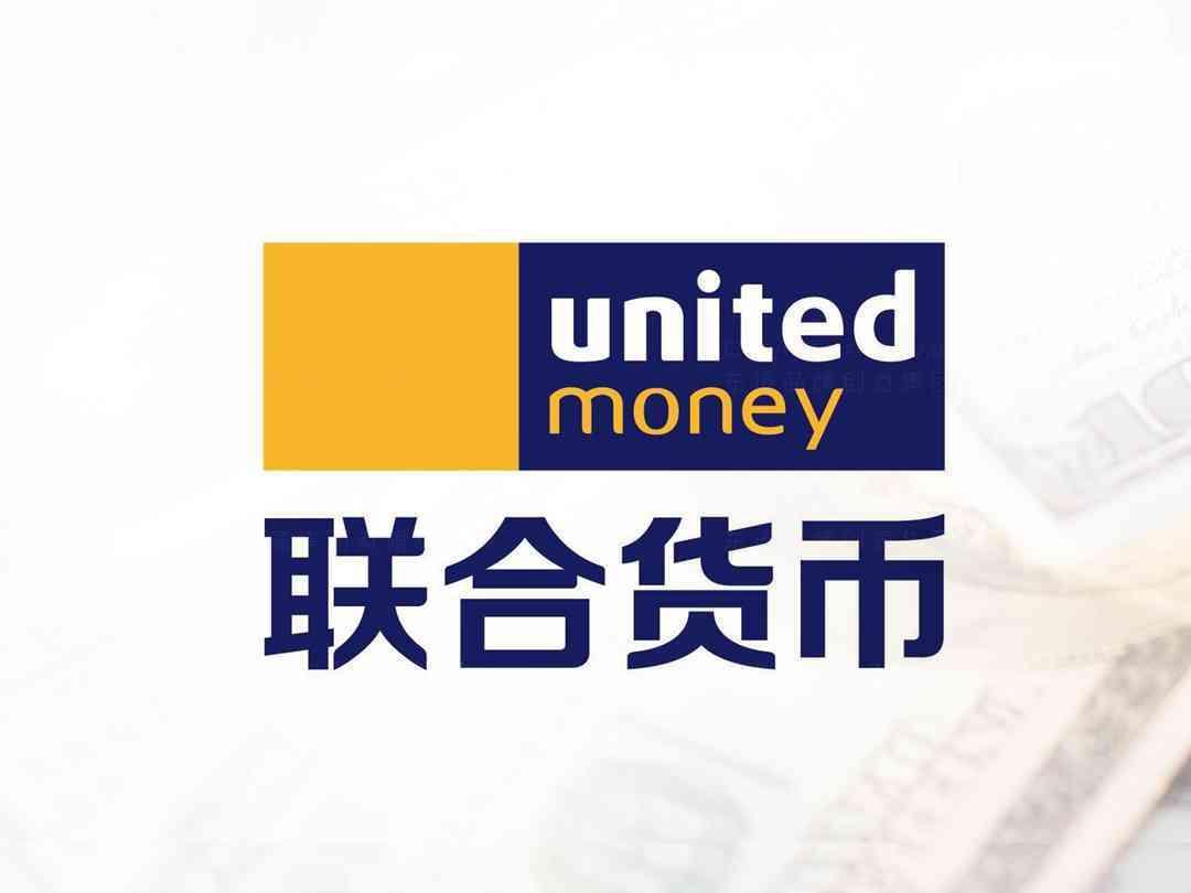 品牌设计LOGO&VI设计United联合货币品牌设计方案