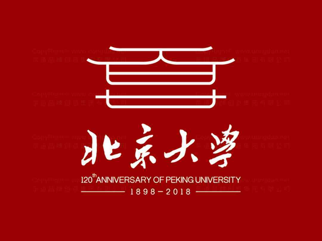 品牌设计LOGO&VI设计北京大学品牌设计方案