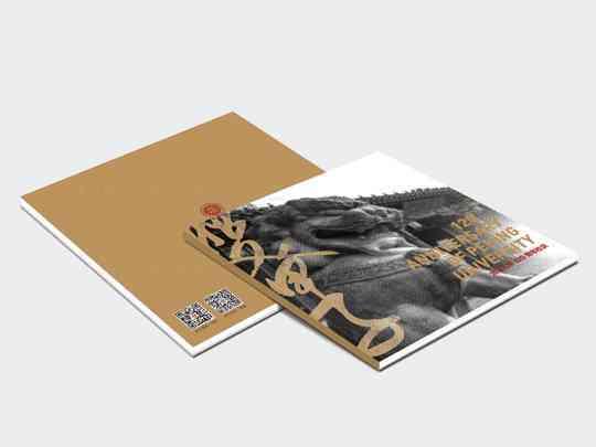 北京大学画册设计