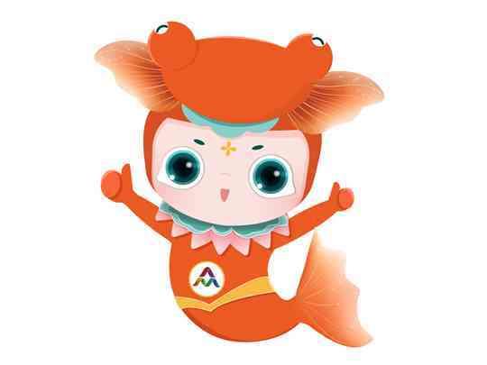 视觉传达吉祥物设计全国双创活动周视觉传达方案