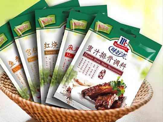 产品包装系列包装味好美产品包装方案