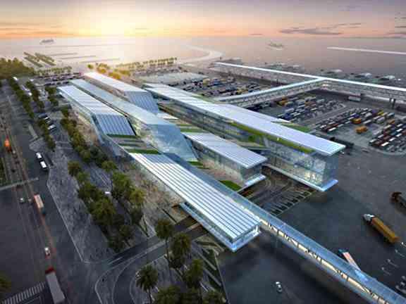 商业空间&导示导示深化设计海南港航商业空间&导示方案
