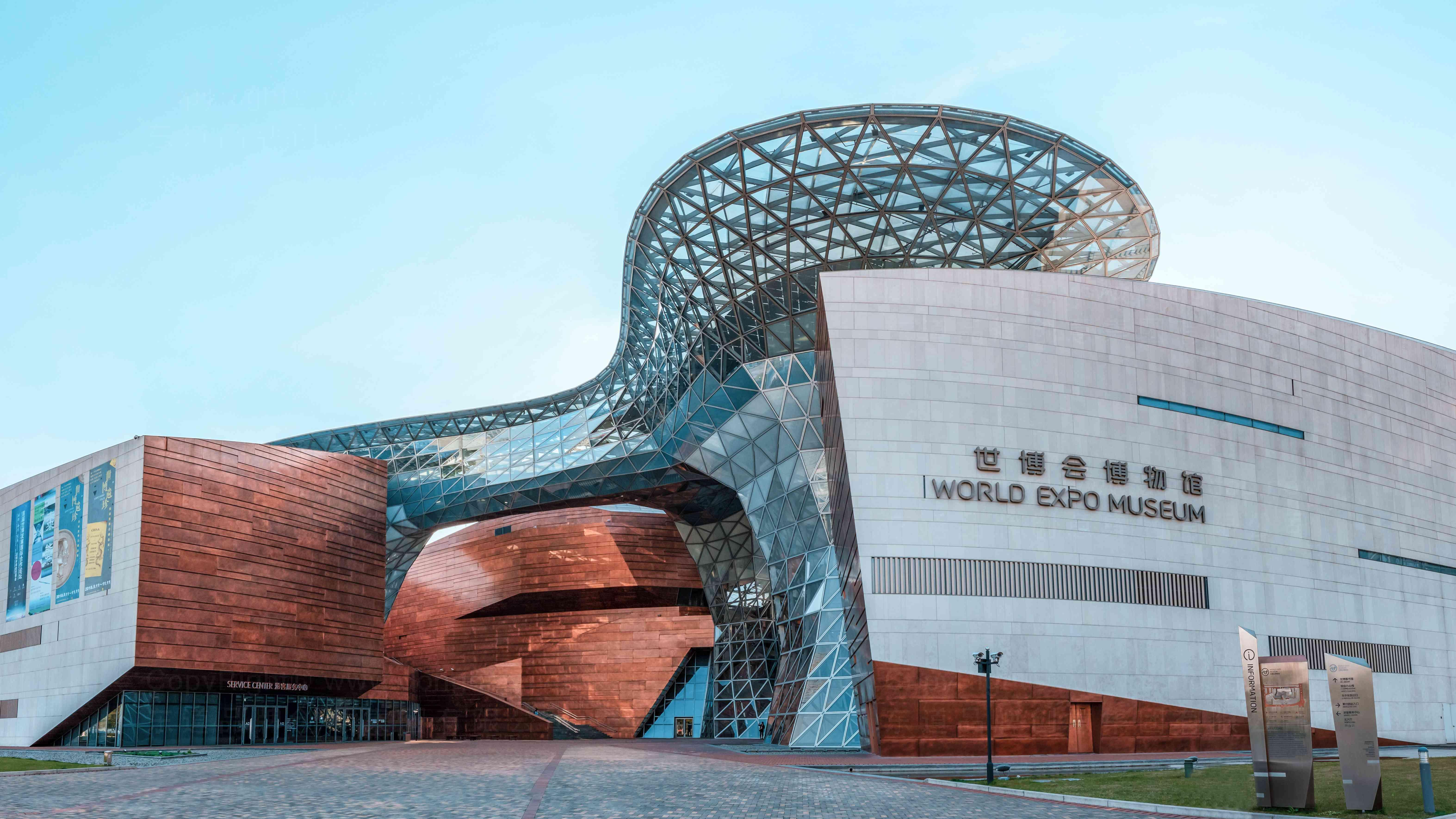 上海世博会标识工程设计
