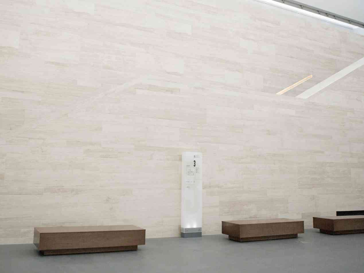 美术馆展览展示空间制作